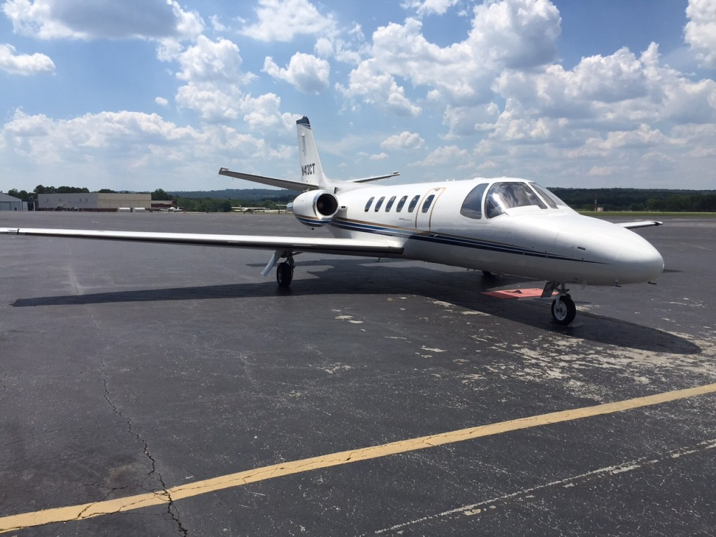 Citation S550 For Sale