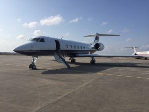 Gulfstream GV MSN 591