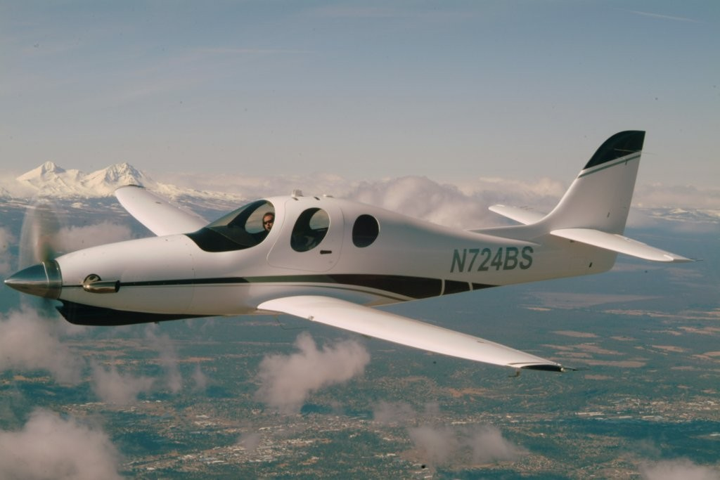 Lancair Evolution